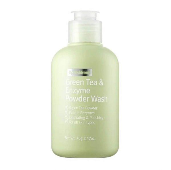 By Wishtrend Green Tea Enzyme Powder Wash