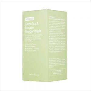 Bột rửa mặt By Wishtrend Green Tea Enzyme Powder Wash