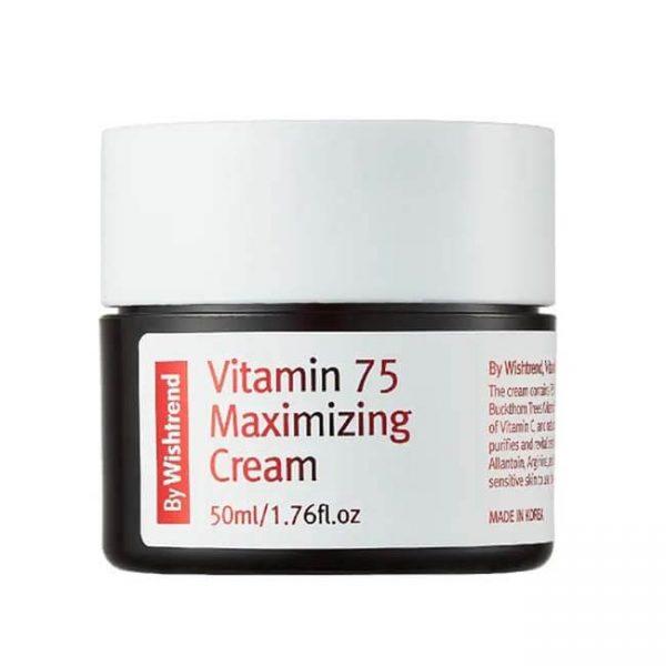 By Wishtrend Vitamin 75 Maximizing Cream 50ml